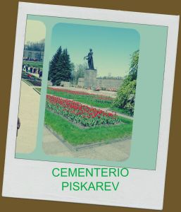 CEMENTERIO PISKAREV